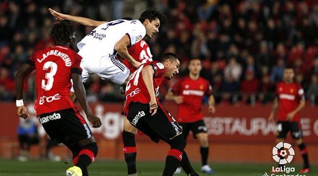 Valladolid Enes Ünal'ın golüyle kazandı