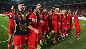 A Milli Takım'ın UEFA Uluslar Ligi maç programı belli oldu