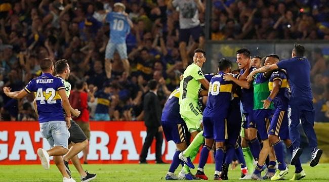 Arjantin'de Boca Juniors şampiyon