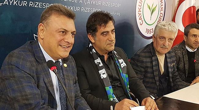 Çaykur Rizespor Ünal Karaman'la 1.5 yıllık sözleşme imzaladı