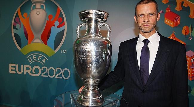 EURO2020 İÇİN TÜRKİYE ÖNERİSİ