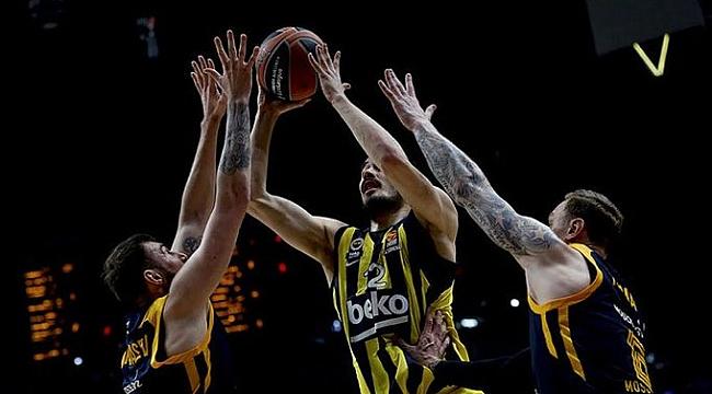 Fenerbahçe Beko Khimki'ye mağlup oldu
