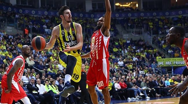 Fenerbahçe Beko savunmasıyla kazandı