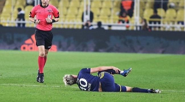 Fenerbahçe'de Max Kruse üzüntüsü