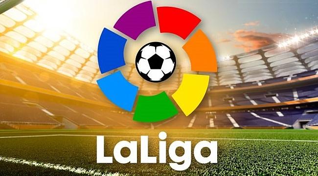 La Liga askıya alındı