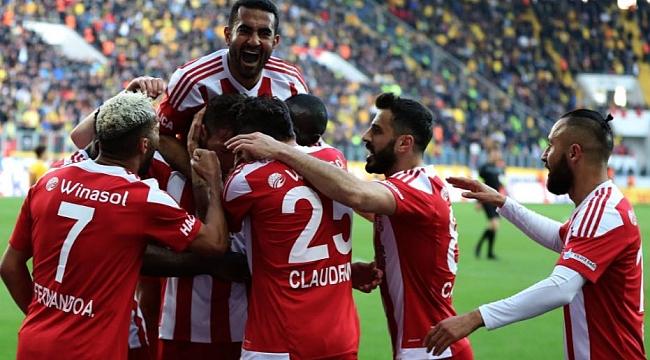 Sivasspor hata yapmadı