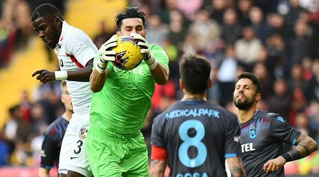 Trabzonspor Gaziantep'te iki puan bıraktı