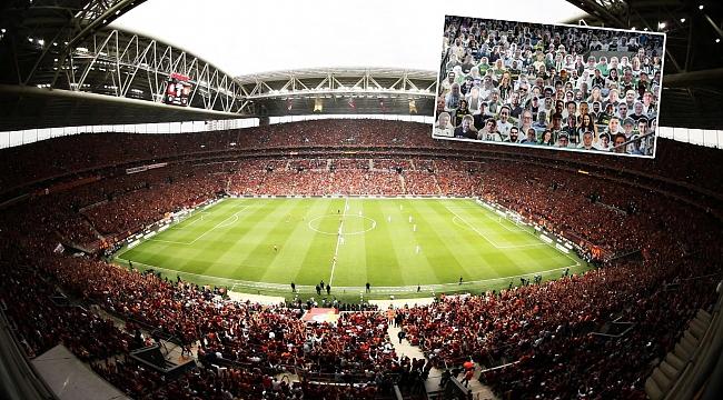 Galatasaray'dan sürpriz 'seyirci' projesi