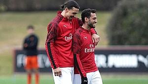 Ibrahimovic'in tuttuğu takımı açıkladı!