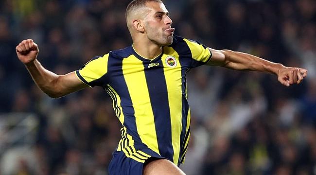 Islam Slimani'den çarpıcı Fenerbahçe itirafları