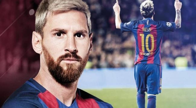Lionel Messi'nin bilinmeyen rekorları