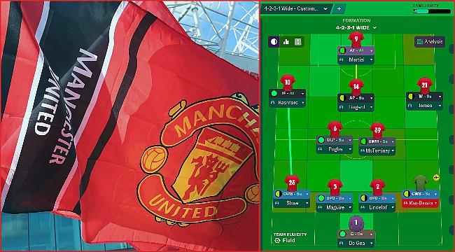 Man. United, Football Manager ile davalık oldu