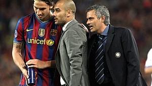Mourinho, Guardiola'ya ne fısıldadı? Ortaya çıktı