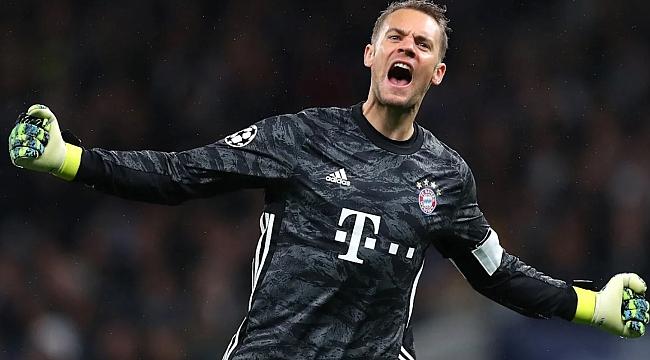Neuer, Bayern'e imzayı attı