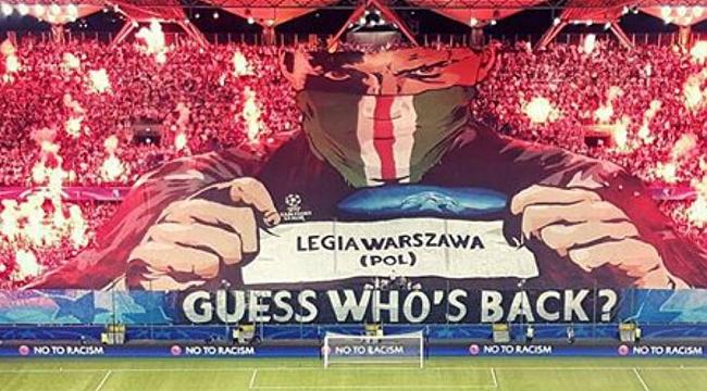 Polonya'da seyirci sürprizi