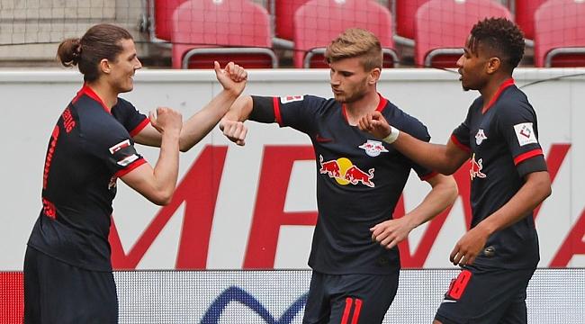 RB Leipzig fırtınası, Werner'in rekoru