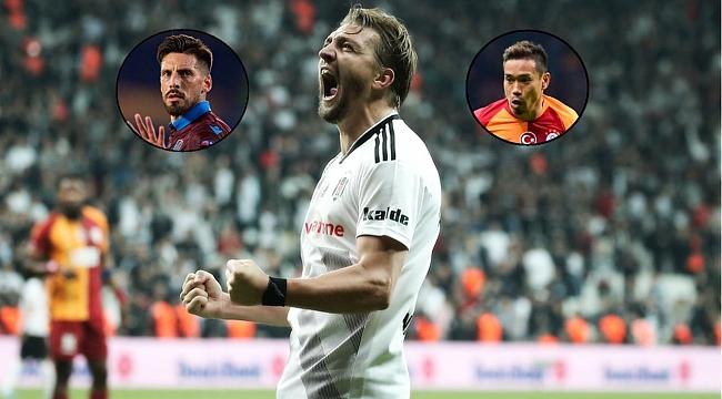 Transfer zamanı! Süper Lig'deki bedava yıldızlar