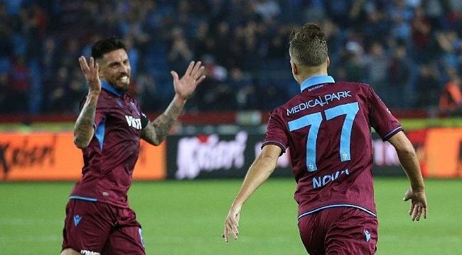 Trabzonspor'da hedef 4 imza