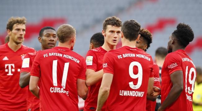 Üstün model Alman teknolojisi; Bayern Münih