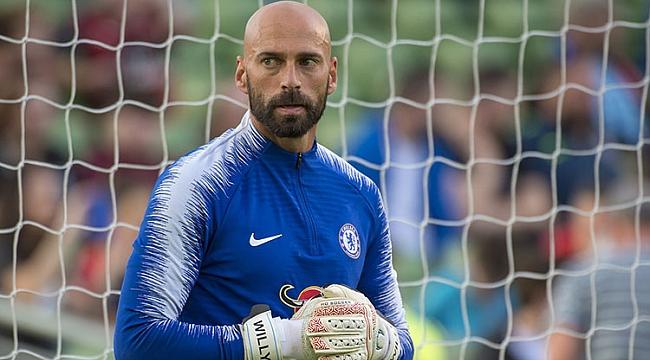 Caballero, bir yıl daha Chelsea'de!