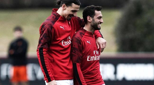 Ibrahimovic, Türkiye, AC Milan ve daha fazlası