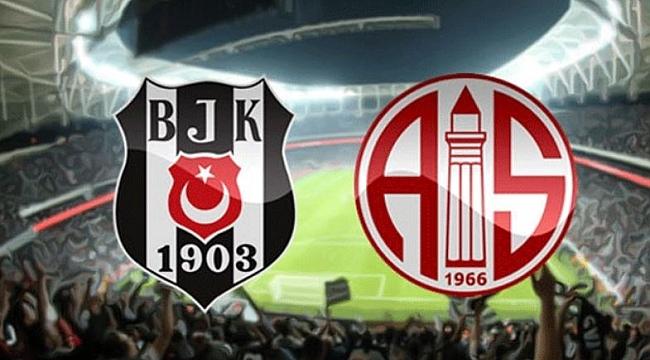 Beşiktaş Antalyaspor maçı hangi kanalda saat kaçta