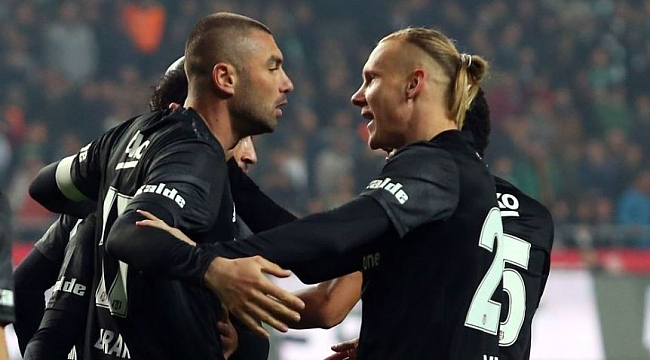 Beşiktaş - Konyaspor maçının iki kilit ismi