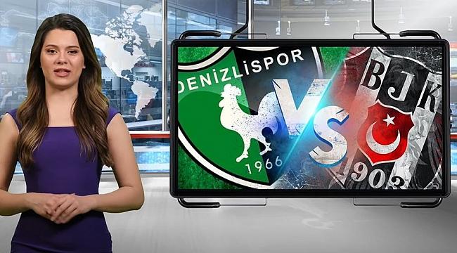 Denizlispor - Beşiktaş maçı hangi kanalda, saat kaçta?