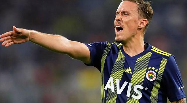 Fenerbahçe'de Max Kruse şoku