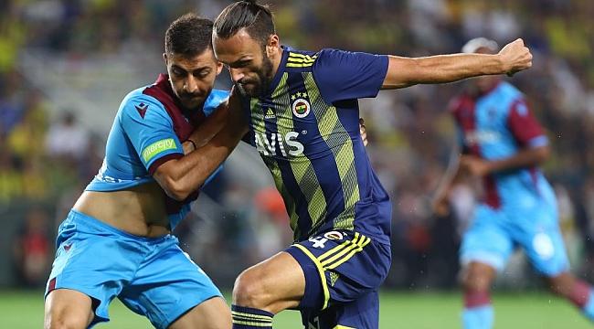 Fenerbahçe - Trabzonspor muhtemel 11'ler