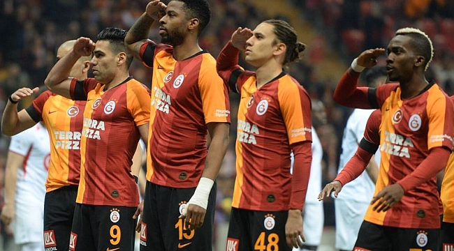 Galatasaray'da şampiyonluk hamlesi