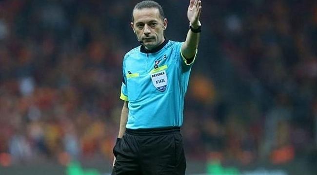 Galatasaray - Trabzonspor maçının hakemi açıklandı