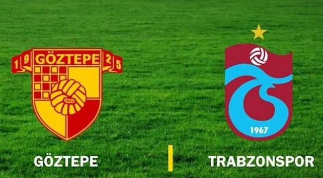Göztepe Trabzonspor maçı hangi kanalda, saat kaçta?