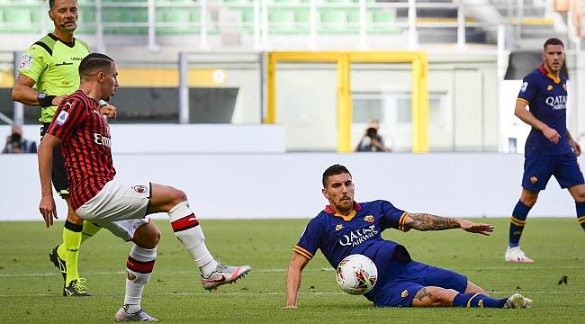Hakan Çalhanoğlu attı, Milan 2'de 2 yaptı!