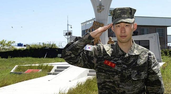 Heung-Min Son, askerlik anılarını anlattı