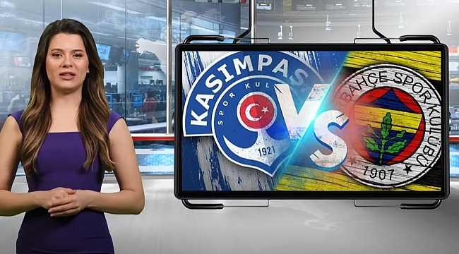 Kasımpaşa - Fenerbahçe maçı hangi kanalda, saat kaçta?