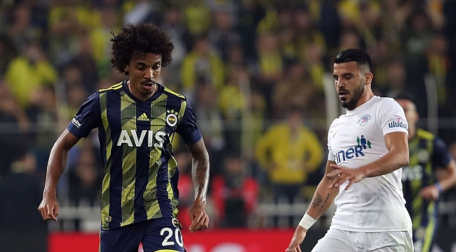 Kasımpaşa-Fenerbahçe muhtemel 11'ler