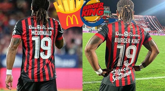 McDonald & Burger King savaşı