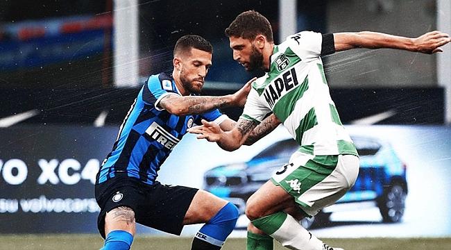 Milano'da 6 gollü çılgın maç! Son 10 dakika...