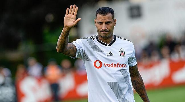 Quaresma'dan Beşiktaş cevabı