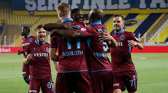 Trabzonspor 23 yıllık hasretine de son verdi