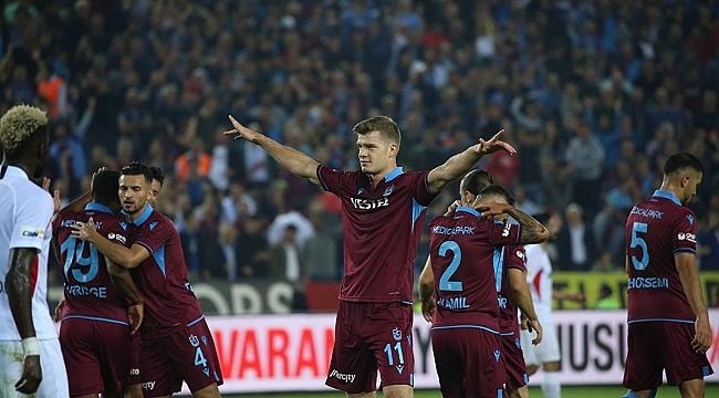 Trabzonspor'da çifte kupa planı