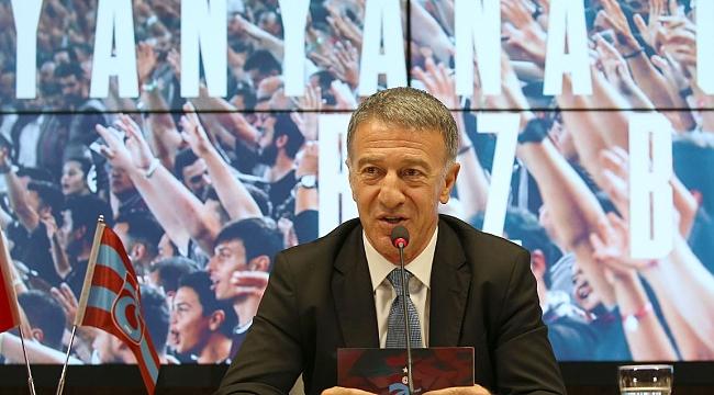 Trabzonspor'dan UEFA ve CAS açıklaması