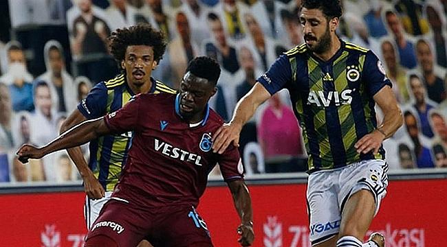 Türkiye Kupası'nda ilk finalist Trabzonspor