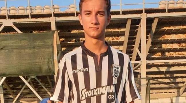 Yeni Ronaldo ile tanışın! 16 yaşında bir Türk...