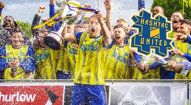 Youtube'da kurulan futbol takımı; Hashtag United