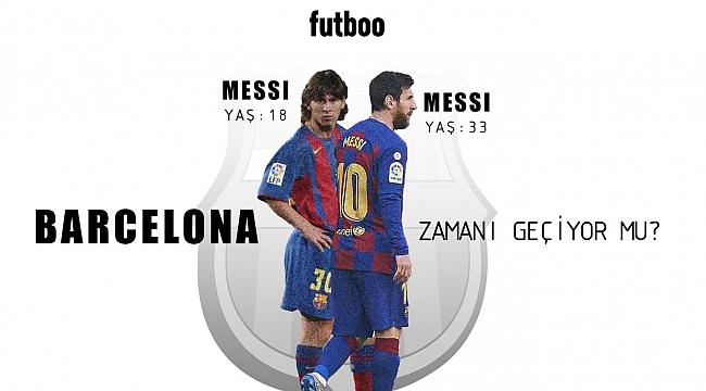 Barça'da neler oluyor? Bir dönemin sonu mu?