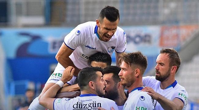 BB Erzurumspor, Süper Lig'e geri döndü!