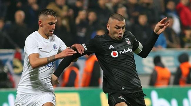 Beşiktaş - Kasımpaşa muhtemel 11'ler