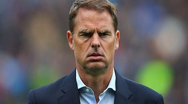 De Boer: 'Kararlara çok sinirlendim'